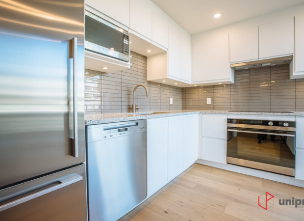 Full condo renovation in Kerrisdale